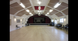 islip village hall, party venues oxfordshire, halls to hire oxfordshire