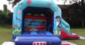 bouncy castle hire goring