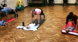 new mum exercise class headington oxford, postnatal exercise class headington oxford
