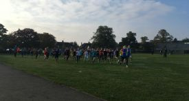 park run woodley, woodley park run, park run kids berkshire