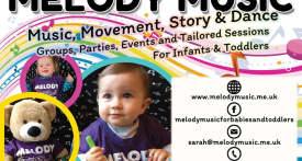 melody music parties, party ideas bicester, party entertainer bicester, party entertainer oxfordshire, christening party idea oxfordshire