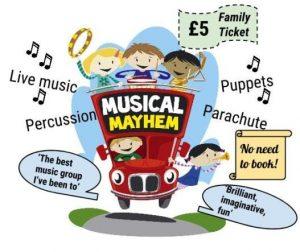 musical mayhem, music class haddenham, music class thame, preschool classes haddenham, preschool classes thame, whats on for kids in thame