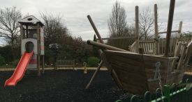 notcutts garden centre play area, notcutts garden centre playground, oxfordshire