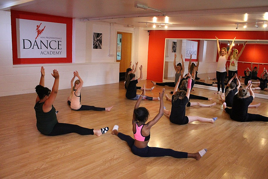 summer dance camp oxford, summer holiday clubs oxford