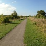 upton, didcot, art trail, bike ride, bike ride with kids oxfordshire, family cycling