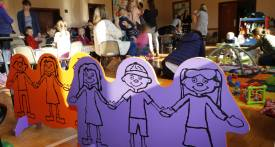 monday baby group, Hampstead Norreys toddler group