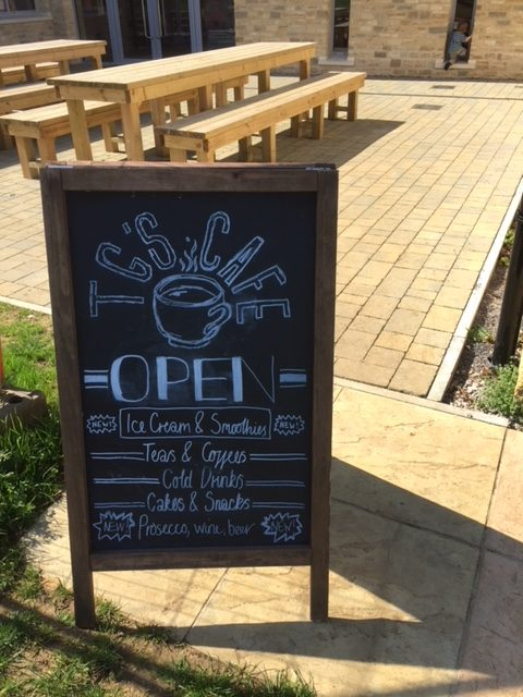 amily friend cafe charlbury, kid friendly cafe charlbury, cafes with playparks, playpark cafe charlbury, tgs cafe charlbury, community cafe oxfordshire
