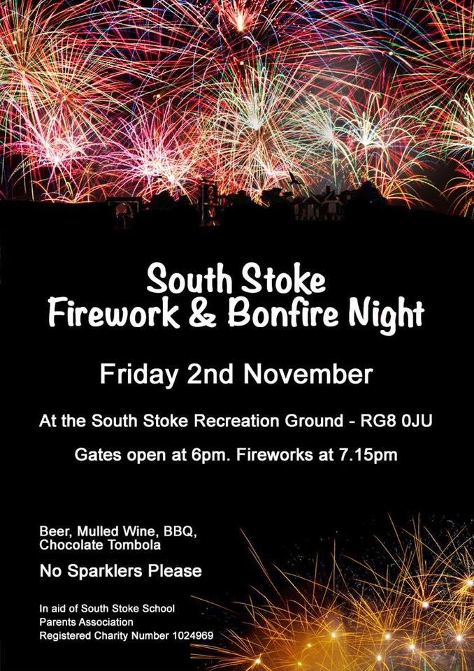 south stoke fireworks 2018