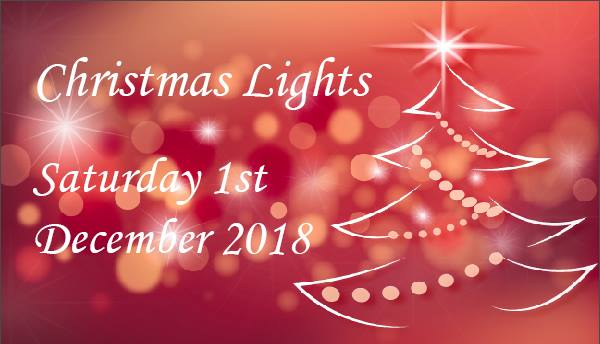 Bicester Christmas Lights 2018, Bicester Christmas Market