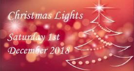 Bicester Christmas Lights 2018, Bicester Christmas Market