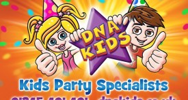 childrens party entertainers, childrens disco party dj, childrens science party