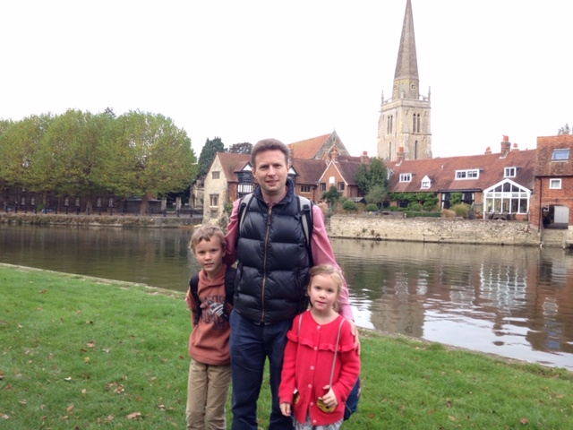 thames path for kids