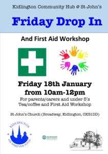 first aid course Kidlington