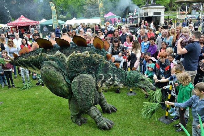 forbury festival, Reading childrens festival