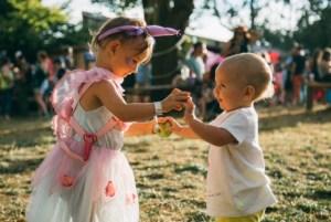 Nozstock 2019, family friend festival Hertfordshire