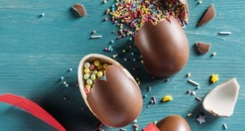 where to decorate easter eggs