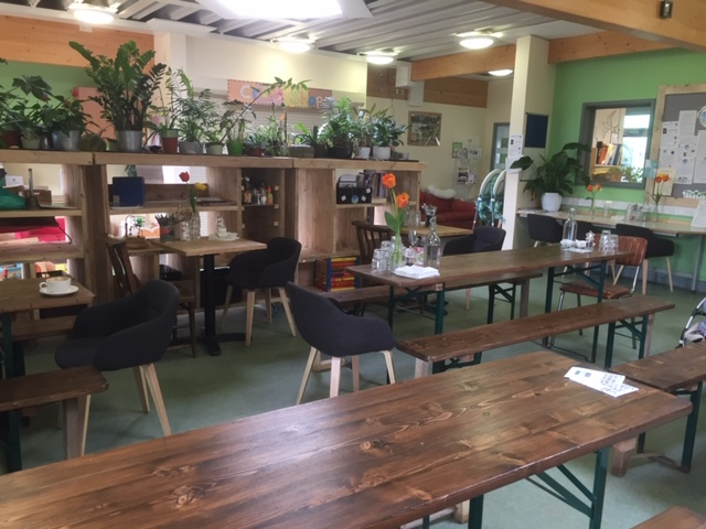 florence park cafe, flos cafe oxford, child friendly cafe cowle
