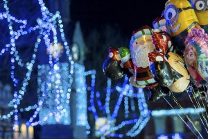 Aylesbury Christmas lights 2019