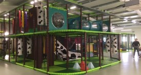 Fossway Play Barn, Fossway garden centre soft play, Moreton in Marsh soft play