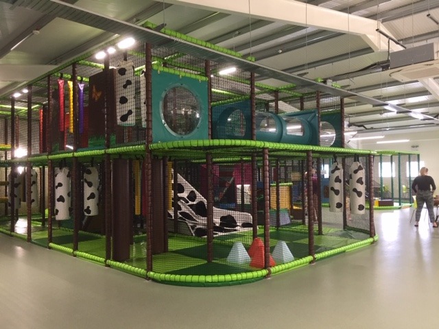 Fossway Play Barn, Fossway garden centre soft play, Moreton in Marsh soft play