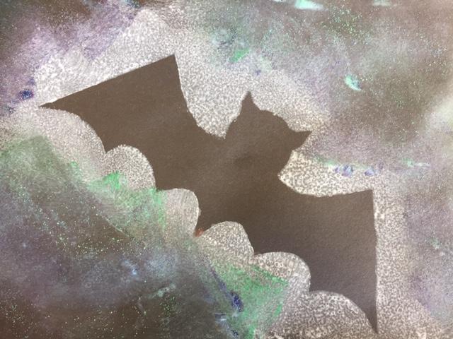 toddler halloween art, preschool Halloween ideas