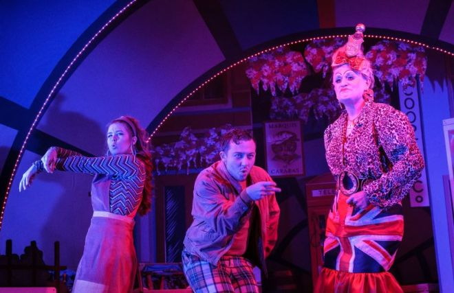 Chipping Norton panto review 2019
