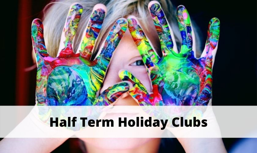 half term holiday clubs, half term childcare nea rme