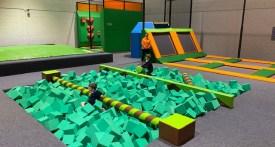 Carterton trampoline Park, Carterton soft play , Carterton leisure centre trampoline