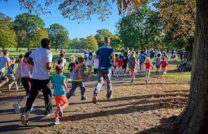 Junior Parkrun Oxford, running club kids Oxford