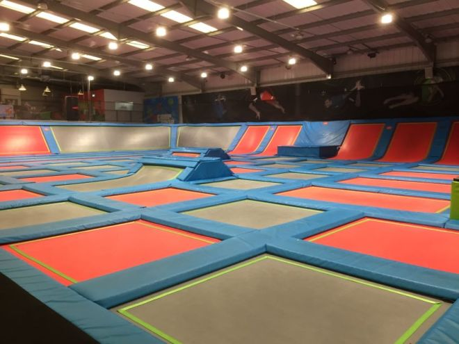 trampoline high wycombe, rush high wycombe, attractions high wycombe