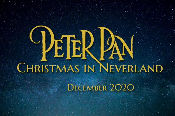 Peter pan panto 2020, Queens Park arts centre panto 2020, Aylesbury pantos