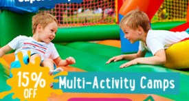 Supercamps holiday club offer