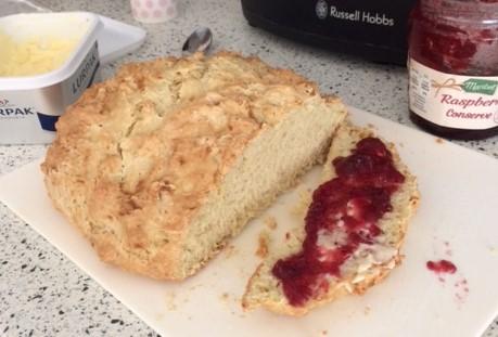 soda bread recipe, irish soda bread recipe, no buttermilk soda bread recipe