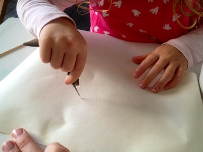 make invisible ink, spy games for kids