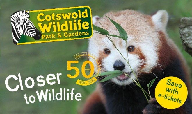 Cotswold wildlife park reopening, cotswold wildlife park tickets