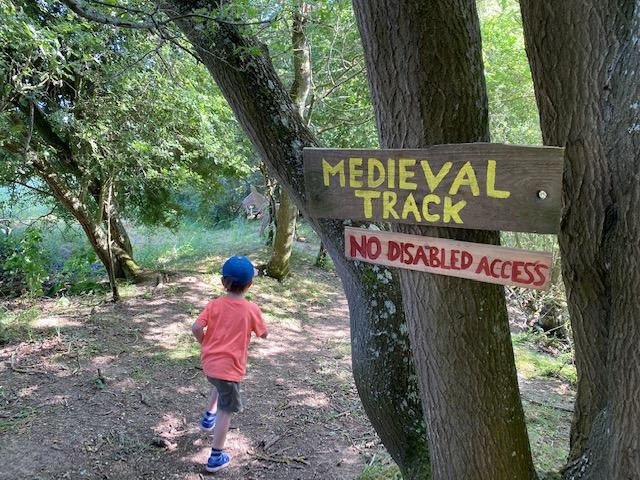 medieval track