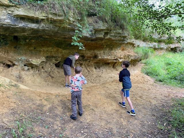 Dry Sandford Pit, Dry Sandford Pit nature reserve, Oxfordshire nature reserves, Dry Sandford Nature reserve