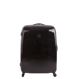 60TWO Black Medium Luggage