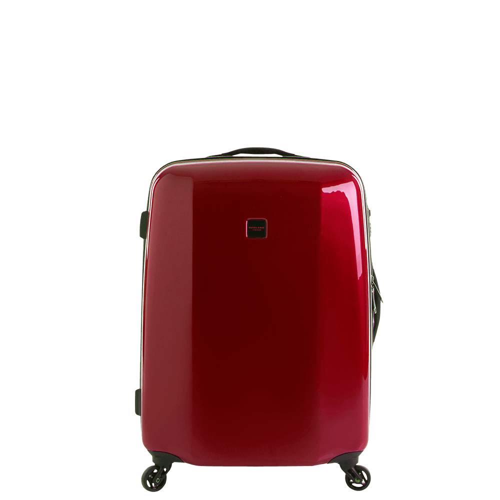 60TWO Premium Red Luggage