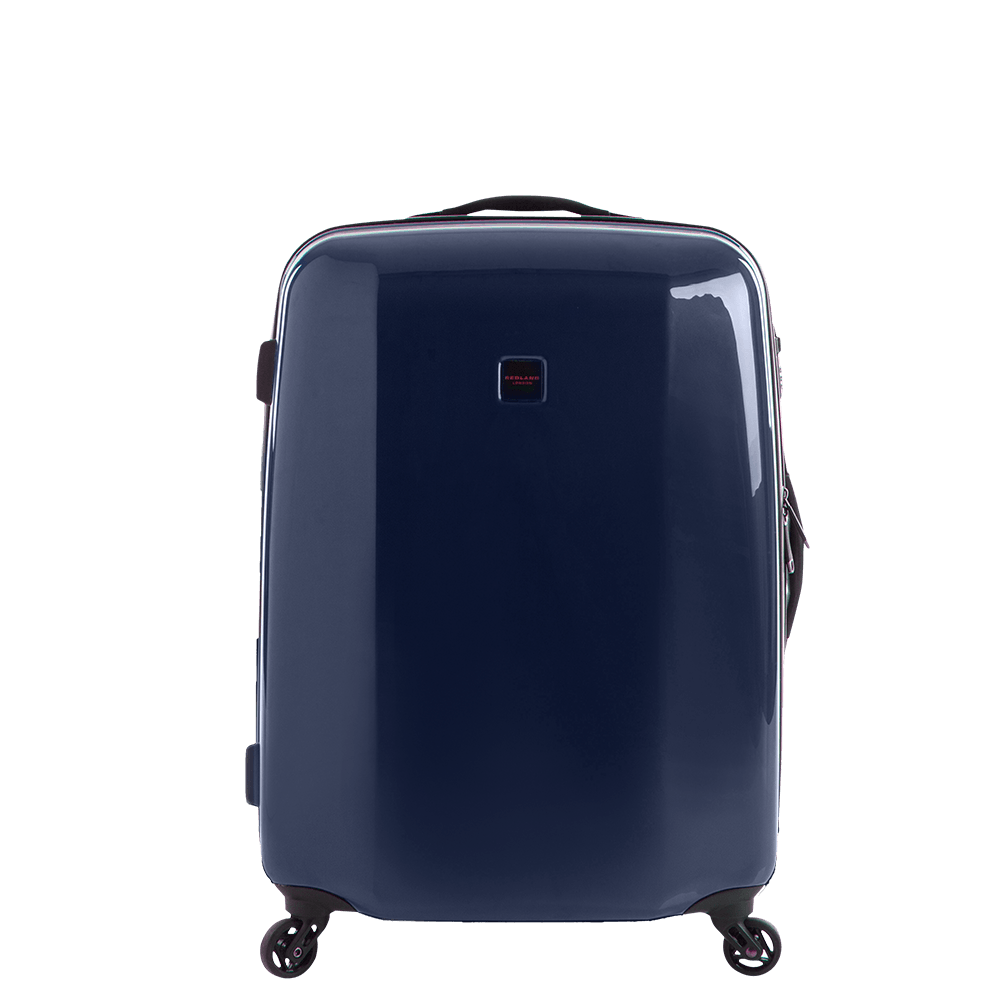 60TWO Navy Large Luggage
