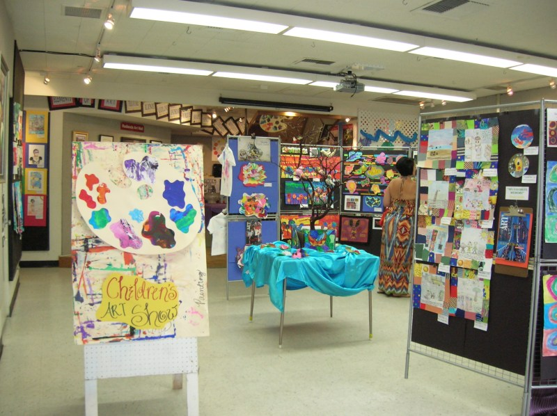 Children's Art Show 8'13
