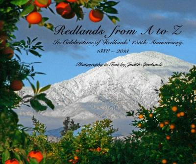 redlands from a to z