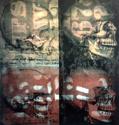 Ciali-Skulls#2, Monotype on Arches 88, 12_x12_72 dpi