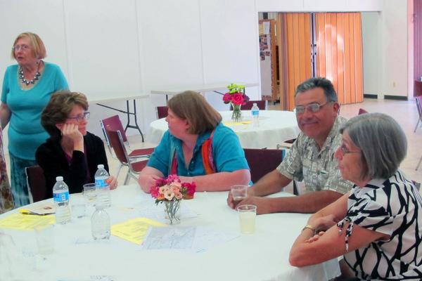 Annual Dinner group