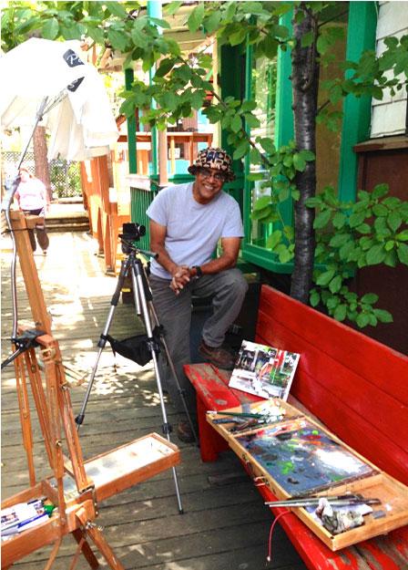 Fariad-and-his-winning-piece-AAI-2015