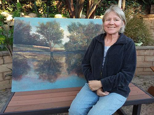 Carol Stouthamer 3/16-4/5 | Redlands Art Association