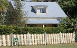 Fernleigh with views over G.J. Walter Park is listed in the Queensland Heritage Register