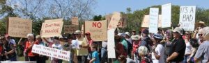 Community opposition to the Toondah Harbour PDA