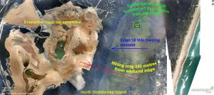 Sand Mining on North Stradbroke Island