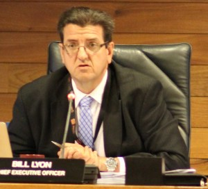 Council CEO Bill Lyon to supervise next Council election